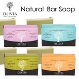 Olivia ナチュラル バー ソープ Natural Bar Soap オリビア from GREECE