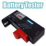 バッテリーチェッカー(乾電池残量チェッカー)[a]