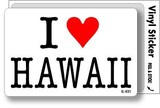 031 I love HAWAII