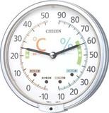 新品!シチズン温度湿度計 ライフナビ200 9CZ200-019