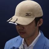 【新商品】【暗い場所での作業などに簡単装着LEDライト】11LED帽子ライト