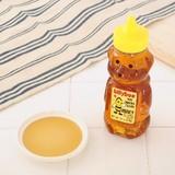 【billy bee】グローバーハチミツ(ベアー)(340g)
