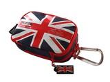 Bandiera デジカメポーチ (ミニポーチ) イギリス (Union Jack) UK