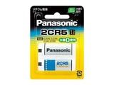 カメラ用リチウム電池 2CR5 <カメラ・ビデオカメラ・電池・バッテリー>