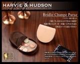☆HA-1008☆ハービーアンドハドソン ブライドル チェンジパース - 馬蹄型小銭入れ