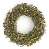 【インテリア・リース】季節のリース リース◎ Wreath グリーンビーンズ