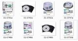【信頼のOHMブランド】お徳用メディア各種CD-R/DVD-R録画&データ用(単品売り)