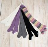 【SALE】お買い得品ベビータイツリブ編み名前記入滑り止め付