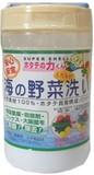 ホタテの力 海の 野菜・果物洗い 90g