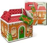 パンチスタジオ クリスマス トリートキャリア <ハウス>