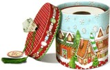 パンチスタジオ クリスマス トイレットロールホルダー <ハウス>