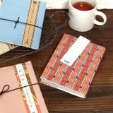 【お茶のパッケージがそのままブックカバーに♪】手すき和紙カバーシリーズ お茶セット