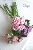 ローズバンチ 【造花】 31865