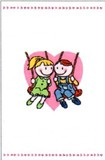 LEGAMi happy line greeting cards グリーティングカード