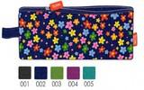 LEGAMi flat pencil case フラット型ペンーケース【花柄】