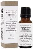 Therapy Range セラピーレンジ ブレンドオイル(アロマオイル) スイートオレンジ&ジャスミン