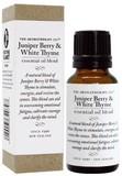 Therapy Range セラピーレンジ ブレンドオイル(アロマオイル) ジュニパーベリー&ホワイトタイム