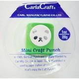 【クラフトパンチmini/Carla Craft】CN12102 MCP パンダ