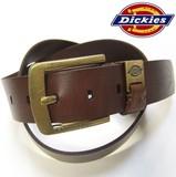 【Dickies】 牛革40mmメタルループベルト!