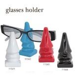 【直送可】【送料無料】グラスホルダー ノーズ 【メガネ】【眼鏡】