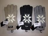 婦人のかわいい雪柄手袋 10双アソート婦人