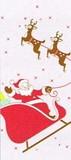 THE GIFT WRAP COMPANY セロトリートバッグ(セロファンバッグ) クリスマス <サンタ×トナカイ>