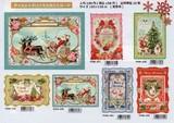 ■ポストカード■クリスマスポストカード