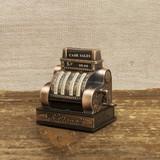 【ミニチュア】アンティークシャープナー[レトロ キャッシャー]鉛筆削り
