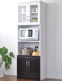 【直送可】食器棚 リアナン レンジ台 幅60cm