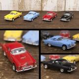 ダイキャストミニカー(S)[1955 Ford Thunderbird(フォード サンダーバード) 1/64]【ロット12台】