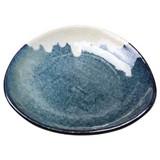 Mini Dish Plate Fuji Onigiri Plate