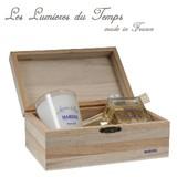 Gift Box Set Aroma Candle Sachet