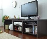 【直送可】伸縮式 テレビボード