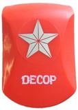 【クラフトパンチ/DECOP】エンボスパンチ 3Dスター