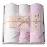 【日本製】極選 魔法の糸 泉州タオル タオルギフトセット