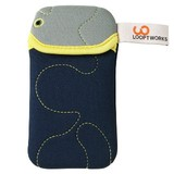 LOOPTWORKS(ループトワークス)限定生産品 HYOGO CELL PHONE SLEEVE(iphoneケース)
