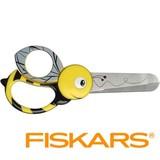 【Fiskars】1379 キッズハサミ アニマル みつばち