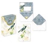 Punch Studio グリーティングカードセット <鳥>
