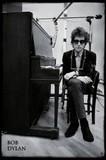 ■ポスター■610X915mm★ Bob Dylan - Piano