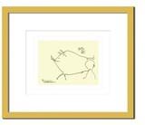インテリアアート/Pablo, Picasso/Petit cochon