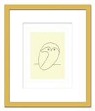 インテリアアート/Pablo, Picasso/Le hibou