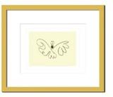 インテリアアート/Pablo, Picasso/Le papillon