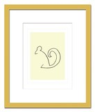 インテリアアート/Pablo, Picasso/L'Ecureuil