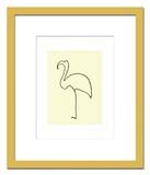インテリアアート/Pablo, Picasso/Le flamand rose