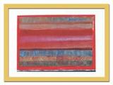 インテリアアート/Paul, Klee/Ebene Landschaft, 1924