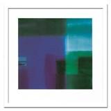 インテリアアート/St?hli, Susanne/Untitled blue,2004