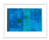 インテリアアート/Patrick, Heron/Blue painting