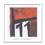 インテリアアート/Robert, Motherwell/Mexican night, 1979