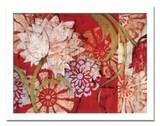 インテリアアート/Kate Birch/Crimson Malay I