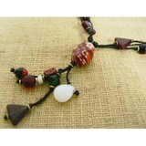 Wine Venice? Beads Necklace